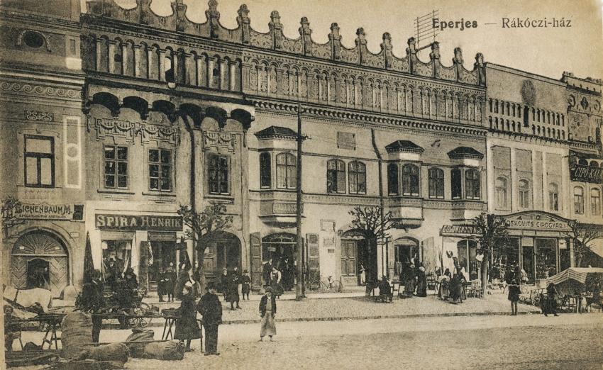 Skvost hornouhorskej mestskej renesančnej architektúry
