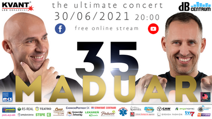 MADUAR  35 - The Ultimate Concert