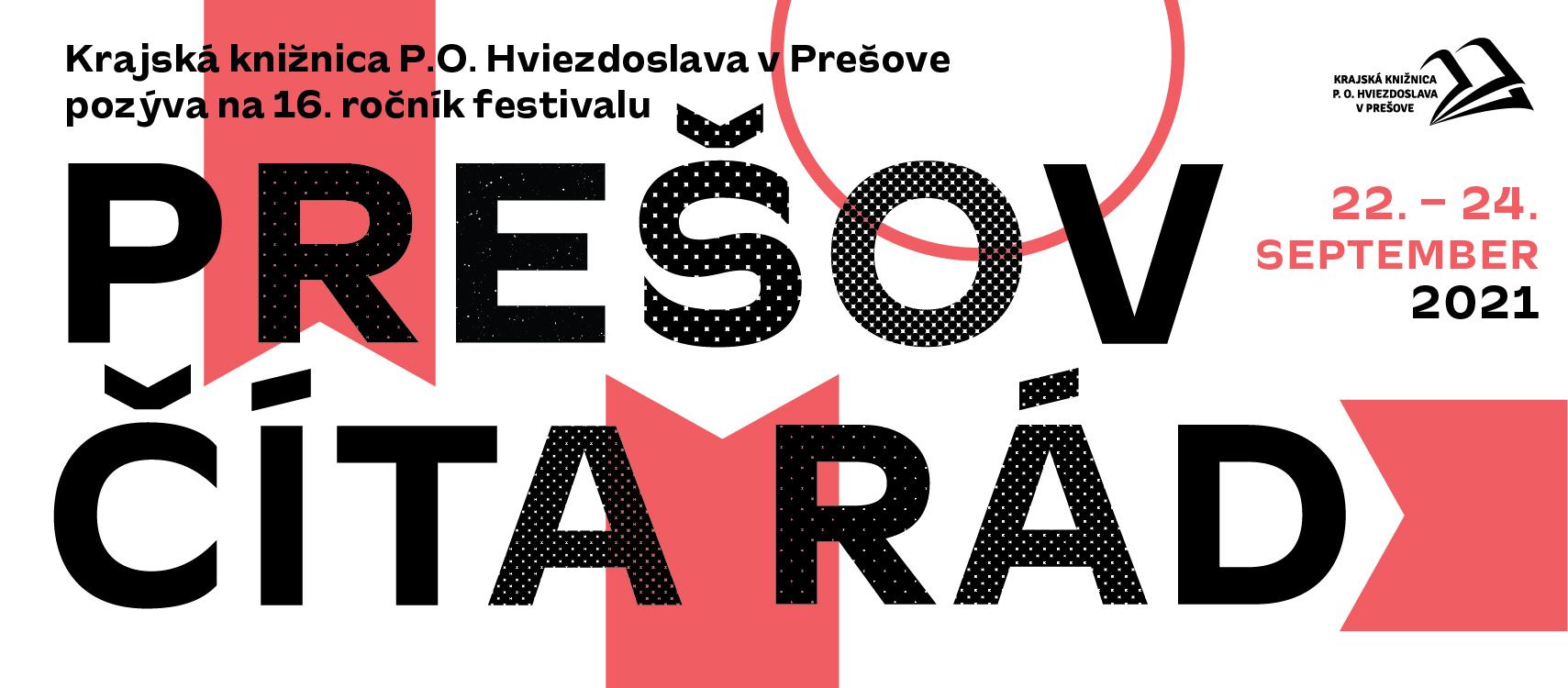Prešov číta rád