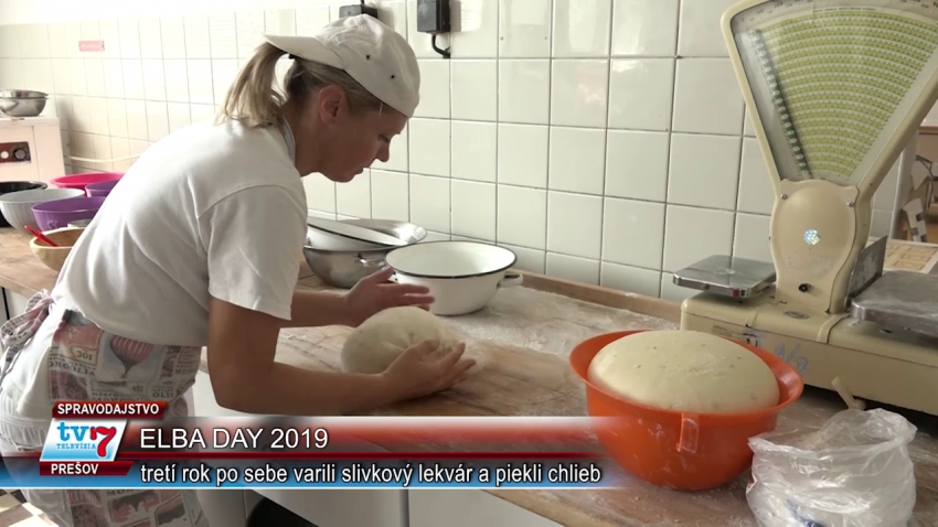 Lekvárovo-chlebíkové hody, ELBA Day
