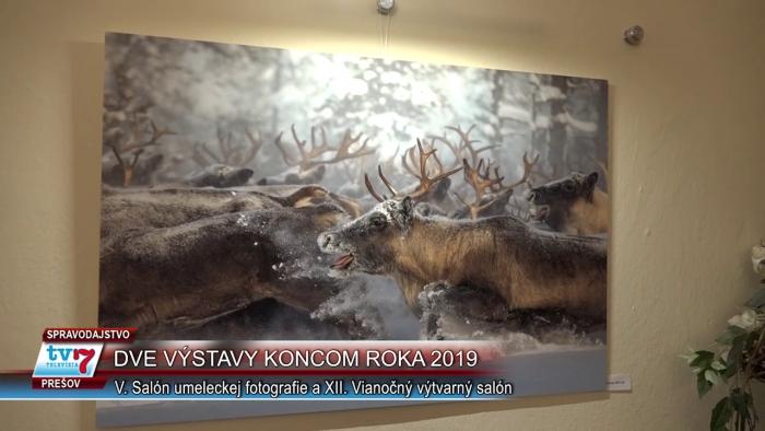 Dve výstavy koncom roka 2019
