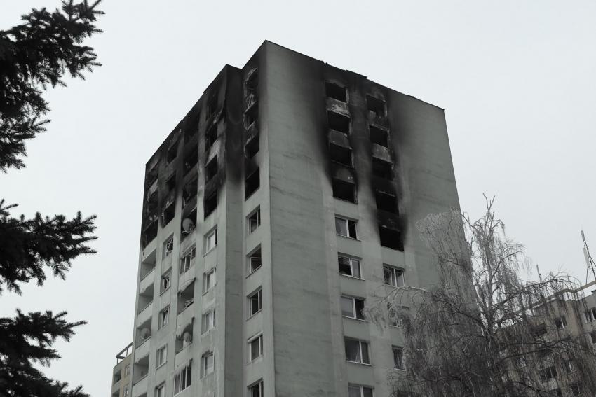 Vybavovanie dokladov, pre poškodených výbuchom