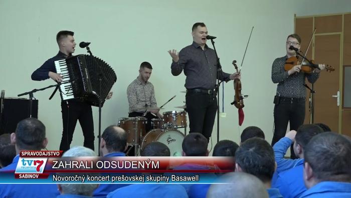 Novoročný koncert Basawell