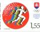 Poštová známka k olympijským hrám
