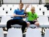 Skupinový tréning - vedenie lopty