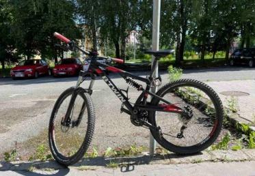 Na Sekčove ukradli bicykel