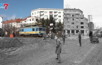 Pavlovičovo námestie1960 - 2020